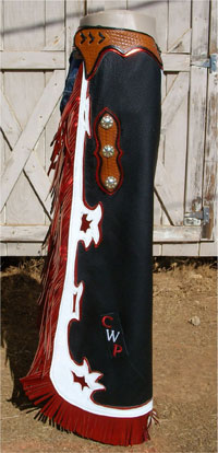Rodeo Chaps And Custom Chinks Bareback Pads Therapeutic